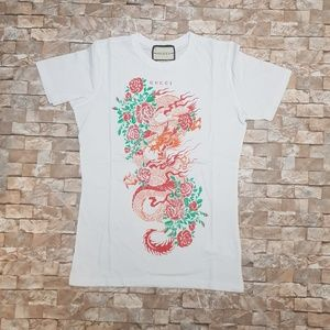 NWT GUCCİ MEN T-SHİRT